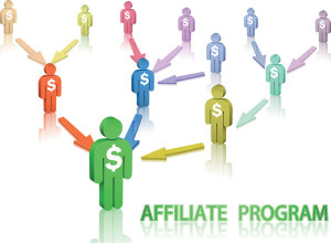 Affiliate Program Illustration