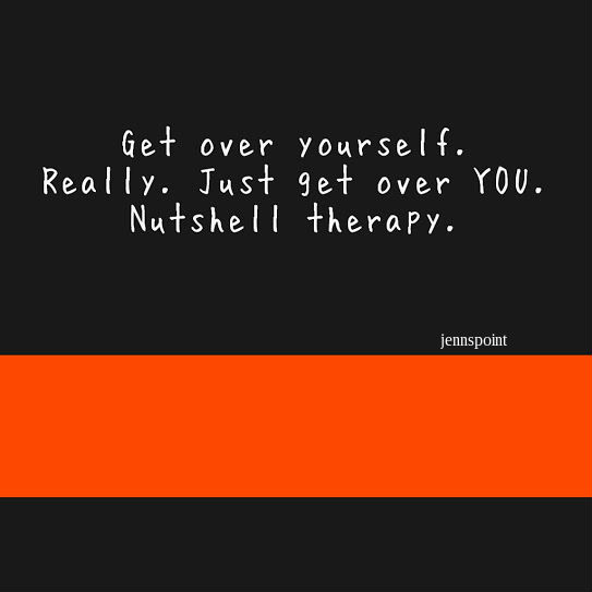 Nutshell Therapy: a Haiku by jennspoint
