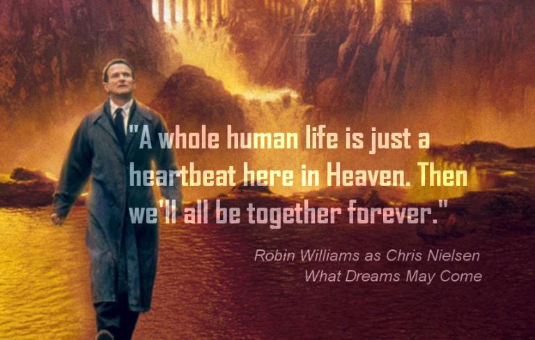 Robin Williams, 1951-2014