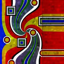 Art Disco, by jennspoint