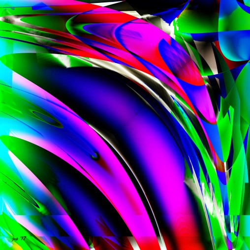 Digital Jungle, by jennspoint