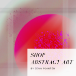 Abstract Art Gallery Cover