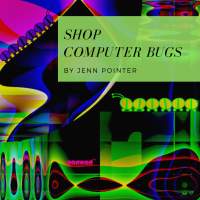 Computer Bugs by jennspoint
