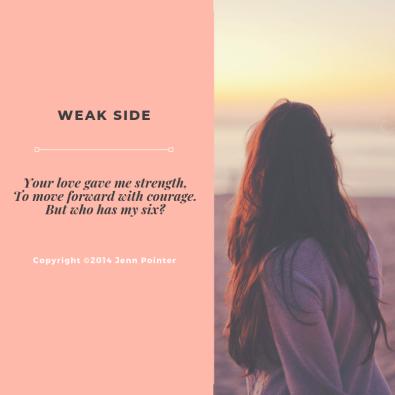 Weak Side, by jennspoint