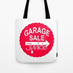 Garage Saling by Jenn Pointer
